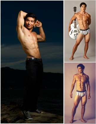 ludi lin underwear - boxer briefs