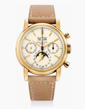 most expensive watch in the world - patek phillipe