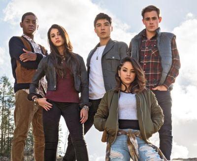 power rangers 2017 cast