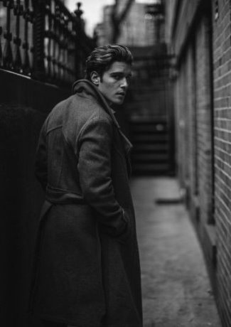 ronen rubinstein - long coats 2016-2