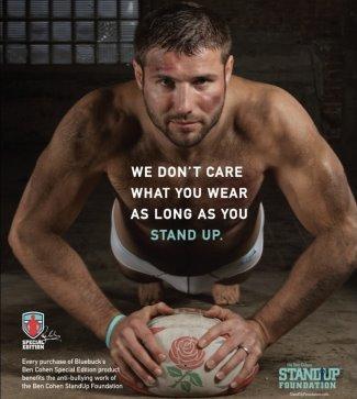 rugby underwear jock - ben cohen calendar
