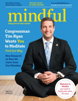 tim ryan vice president - meditation