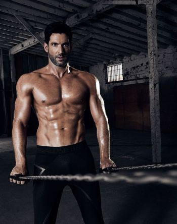 tom ellis body workout