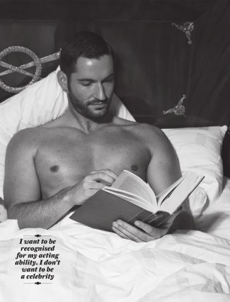 tom ellis gay or straight