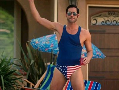 tom ellis underwear - american speedo briefs