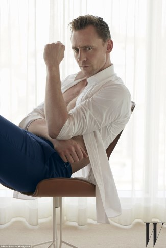 tom hiddleston underwear - men in boxers 2016