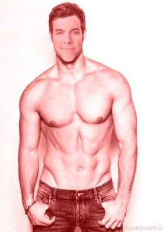 tom llamas shirtless - william levy body2bc