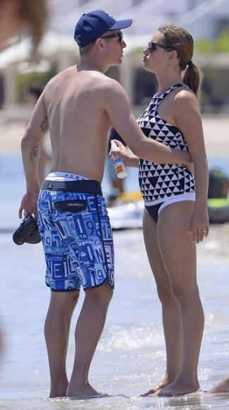 toni kroos girlfriend wife jessica farber