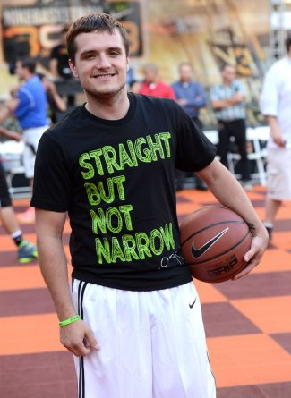 best basketball shorts - josh hutcherson