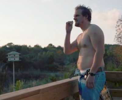 david harbour underwear peekabo