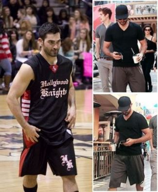 hot guys basketball shorts - tyler hoechlin best2