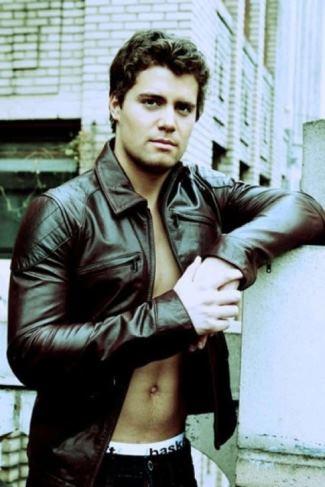 levi johnston underwear and leather jacket