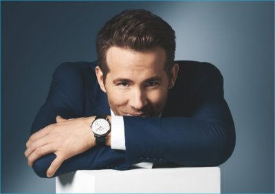 ryan reynolds piaget watch