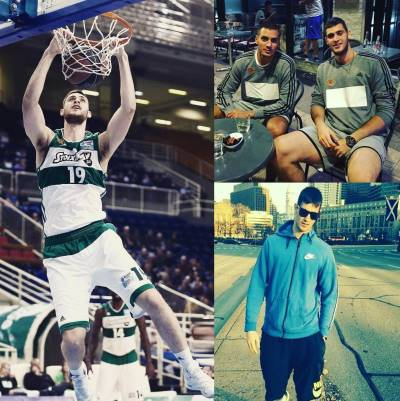 teen boys basketball shorts - Georgios Papagiannis best2