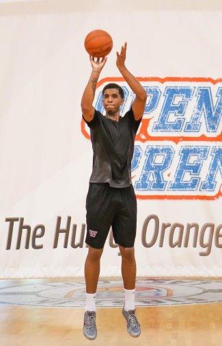 teen boys basketball shorts - Marquese Chriss2