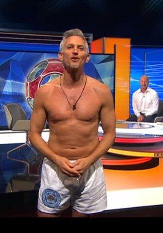 gary linker underwear broadcast