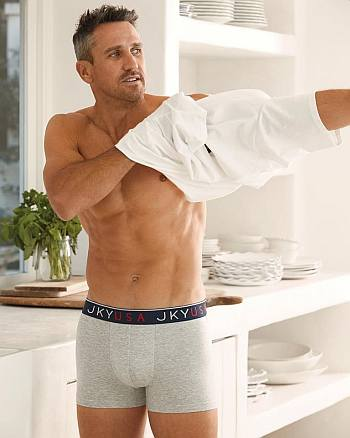 lee carseldine boxer briefs underwear by jockey