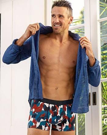lee carseldine underwear model jockey - hot dad bod