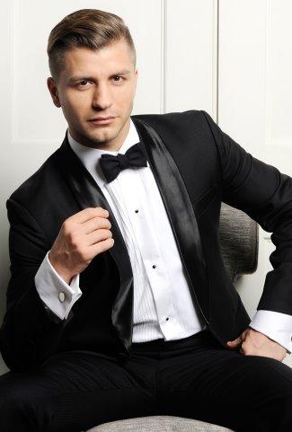 pasha kovalev hot in tuxedo