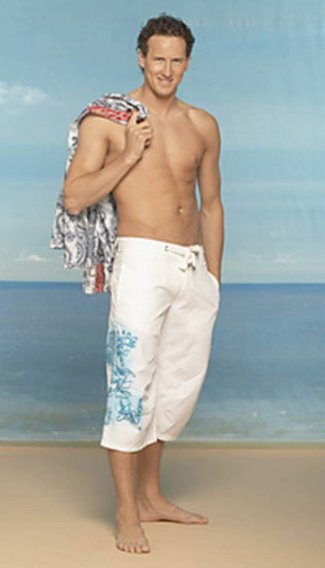 brendan cole shirtless strictly