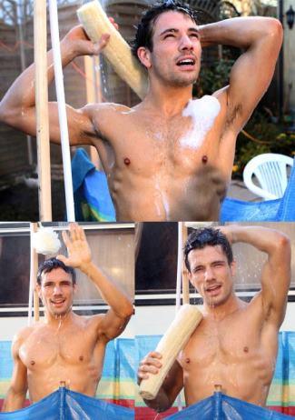 danny mac shirtless hot