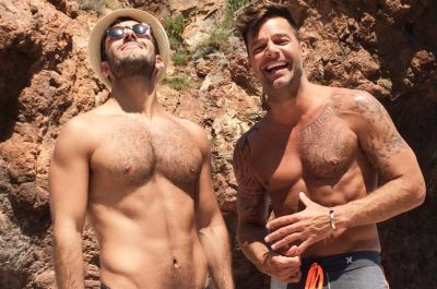 is ricky martin gay - boyfriend jwan yosef