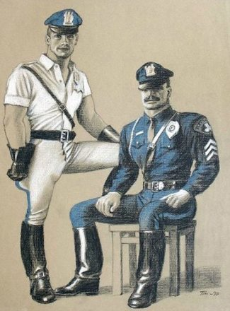 tom-of-finland-cops-in-uniform