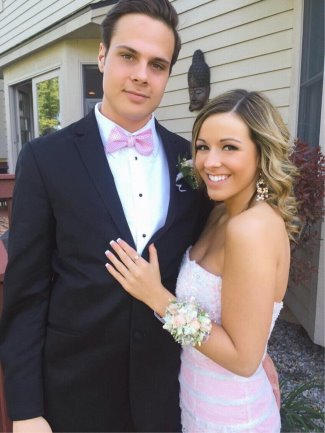 auston matthews girlfriend emily ruttledge