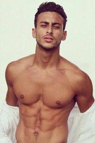 fady elsayed shirtless sexy