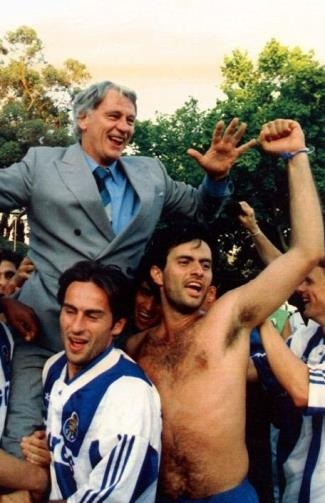 jose mourinho shirtless young