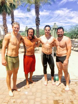 auston matthews shirtless