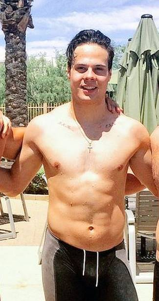 auston matthews shirtless photo