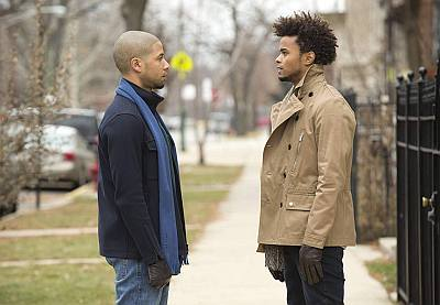 black actors gay movie roles - jussie smollet and eka darville