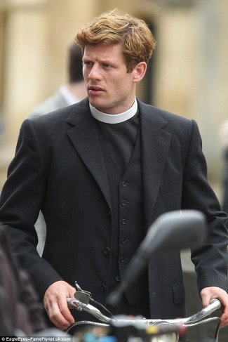 james norton hot anglican priest