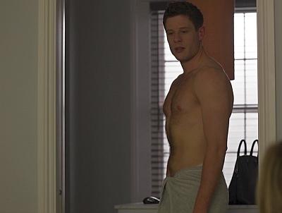 james norton shirtless in towel mcmafia