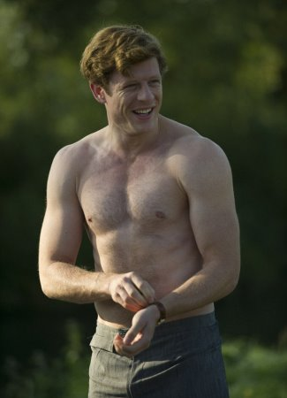 james norton shirtless