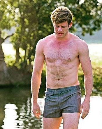 james norton underwear short shorts