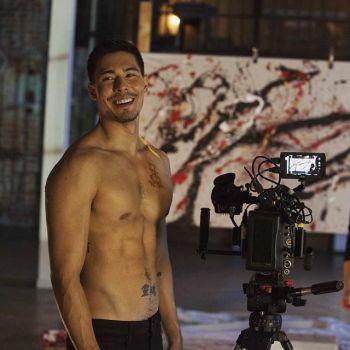 lewis tan shirtless hot asian men