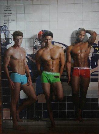 lewis tan sexy asian underwear