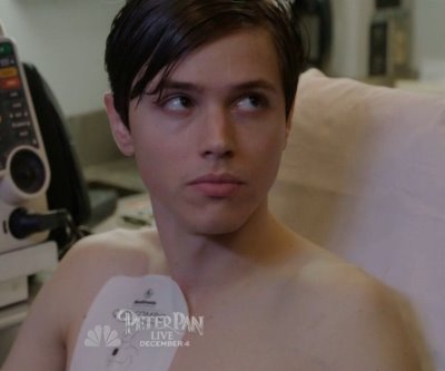 tyler young shirtless