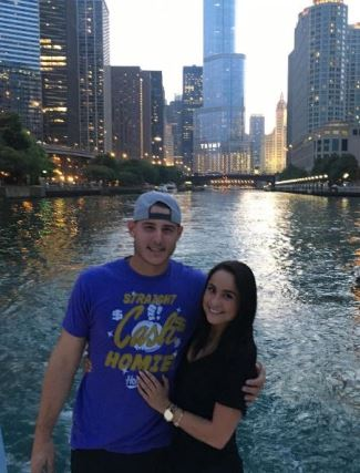 anthony rizzo girlfriend emily vakos
