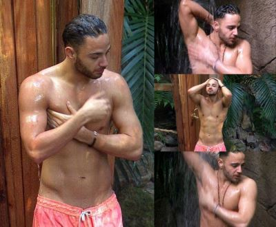 adam thomas shirtless shower scenes