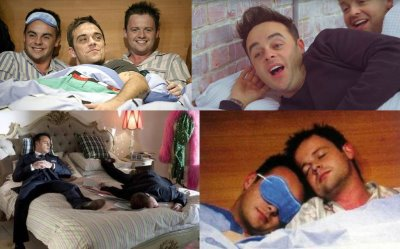 ant and dec gay proof - sleep together