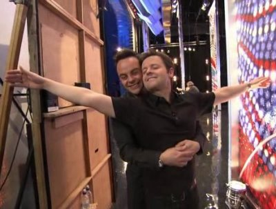 ant and dec gay titanic