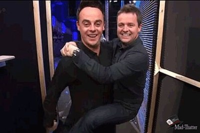 ant and dec gay proof