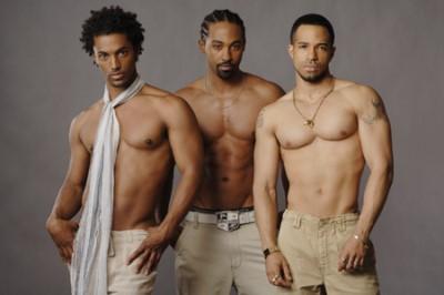black actors doing gay roles