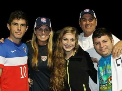 christian pulisic family - parents and siblings