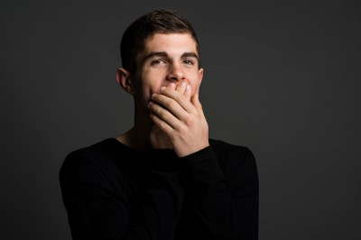 christian pulisic model being cute