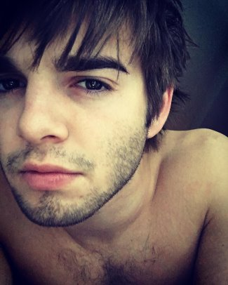 jack griffo chest hair sexy
