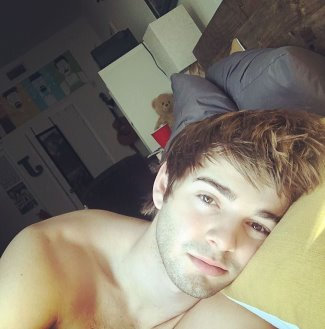 jack griffo hot in bed
